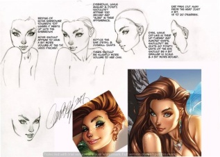 067 Little Mermaid J Scott Campbell Sideshow Recensione