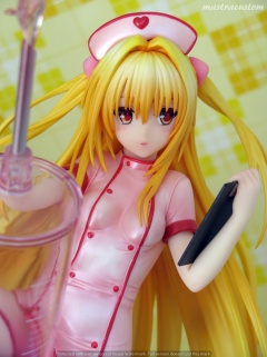 082 Yami Nurse To LOVEru ALTER recensione
