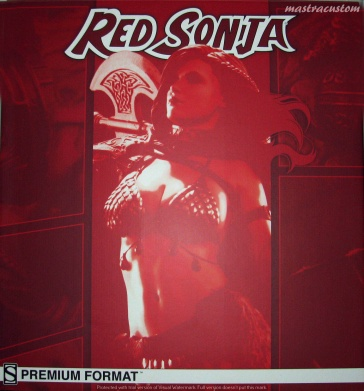 001 Red Sonja Sideshow recensione