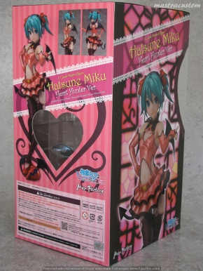 002 Miku Hatsune Heart Hunter Max Factory recensione