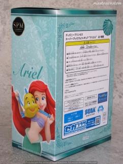 002a Ariel The Little Mermaid Disney SEGA recensione