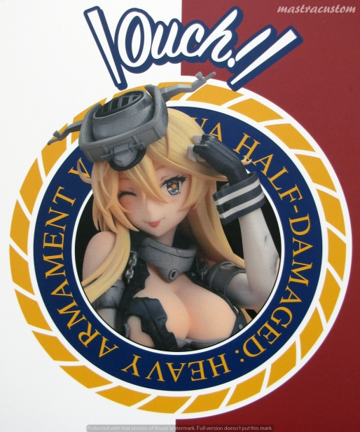003b IOWA HDHA WHS KanColle Max Factory recensione