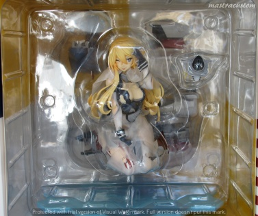 004 IOWA HDHA WHS KanColle Max Factory recensione