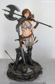 007 Red Sonja Sideshow recensione
