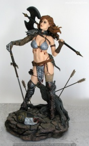 008 Red Sonja Sideshow recensione
