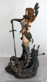 009 Red Sonja Sideshow recensione