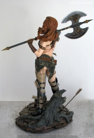 010 Red Sonja Sideshow recensione
