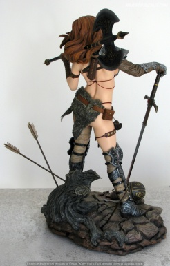 011 Red Sonja Sideshow recensione