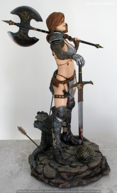 012 Red Sonja Sideshow recensione