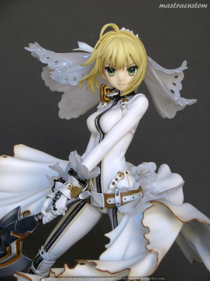 013 Saber Bride Fate Extra CCC GSC recensione