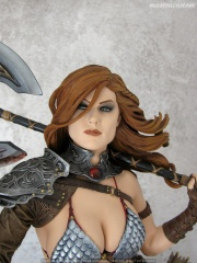 014a Red Sonja Sideshow recensione
