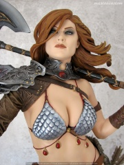 015 Red Sonja Sideshow recensione