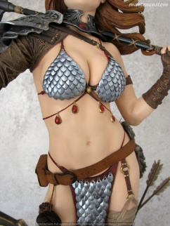 016 Red Sonja Sideshow recensione