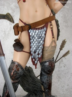 017 Red Sonja Sideshow recensione