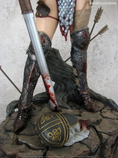 018 Red Sonja Sideshow recensione
