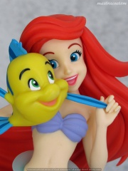 019 Ariel The Little Mermaid Disney SEGA recensione