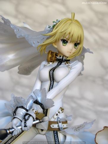 024 Saber Bride Fate Extra CCC GSC recensione