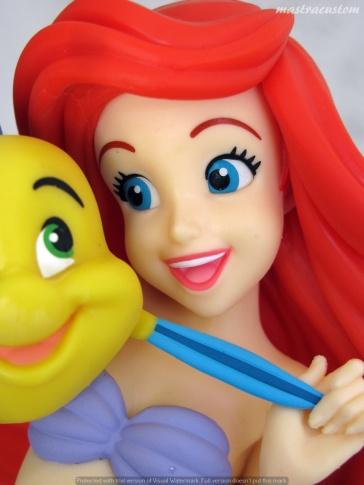 025 Ariel The Little Mermaid Disney SEGA recensione