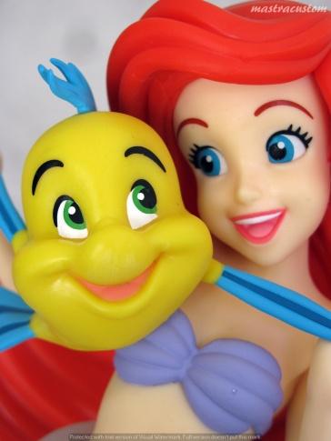 026a Ariel The Little Mermaid Disney SEGA recensione