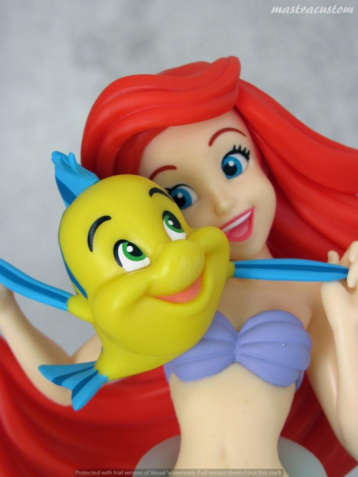 026c Ariel The Little Mermaid Disney SEGA recensione