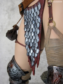 029 Red Sonja Sideshow recensione