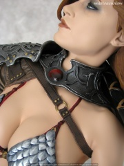 041 Red Sonja Sideshow recensione