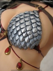 042 Red Sonja Sideshow recensione