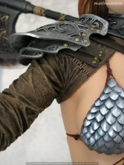 043 Red Sonja Sideshow recensione