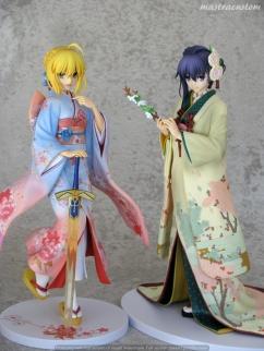 052 Sakura Matou FSNHF Aniplex recensione