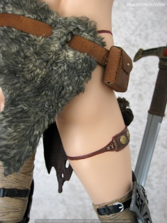 057 Red Sonja Sideshow recensione