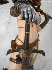 064 Red Sonja Sideshow recensione