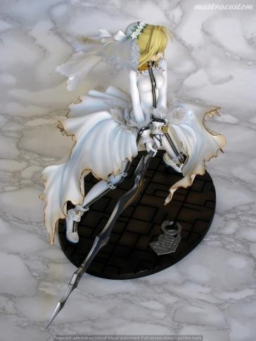 077 Saber Bride Fate Extra CCC GSC recensione