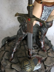 086 Red Sonja Sideshow recensione
