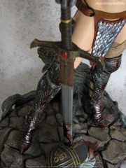 087 Red Sonja Sideshow recensione