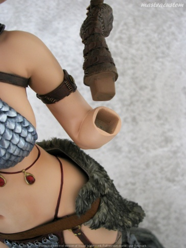 089 Red Sonja Sideshow recensione