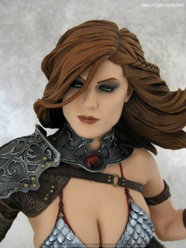 091 Red Sonja Sideshow recensione