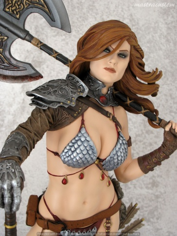 097 Red Sonja Sideshow recensione