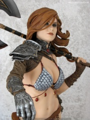 098 Red Sonja Sideshow recensione