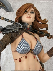 099 Red Sonja Sideshow recensione
