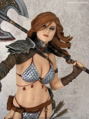 100 Red Sonja Sideshow recensione