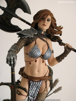 102 Red Sonja Sideshow recensione