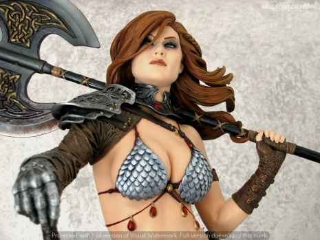 103 Red Sonja Sideshow recensione