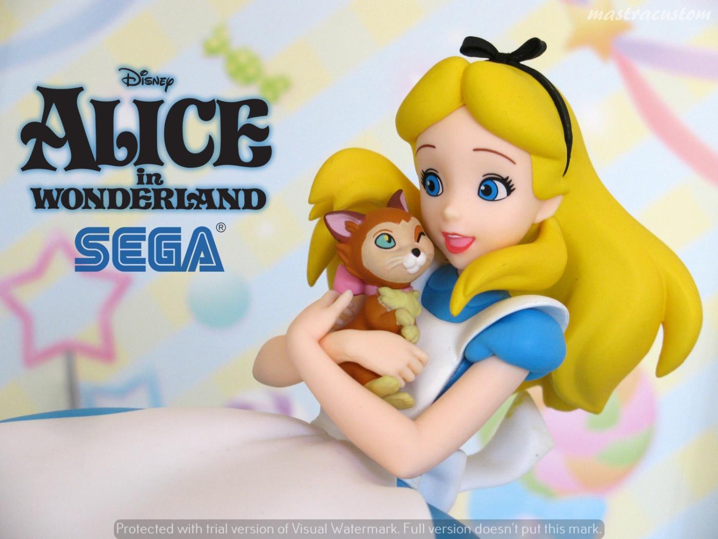 """Recensione: Alice da """"Disney\'s Alice in Wonderland"""" PM Figure di ..."""