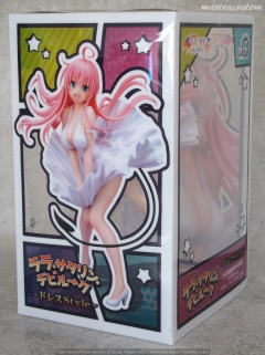 002 Lala Dress Style To LOVEru QuesQ recensione