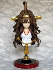 004 Kongo Bust Kantai Collection KanColle GSC WHS recensione