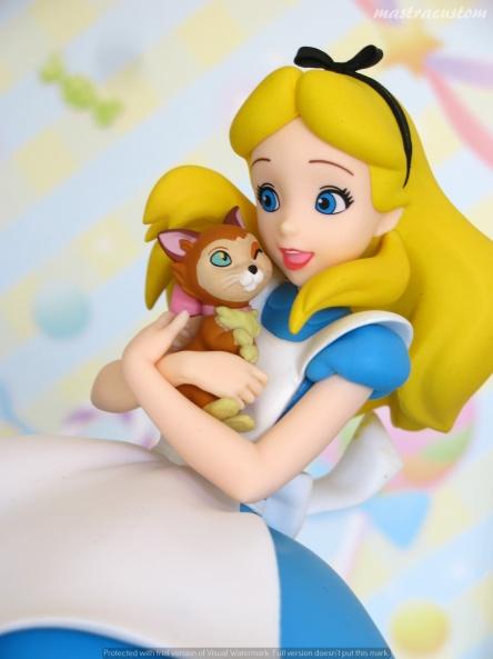 036 Alice in Wonderland Disney SEGA recensione