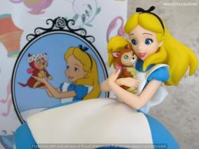037 Alice in Wonderland Disney SEGA recensione