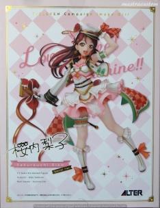 002 Riko Sakurauchi Love Live Sunshine ALTER recensione