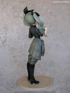 009 Anchovy Girls und Panzer Di Molto Bene recensione