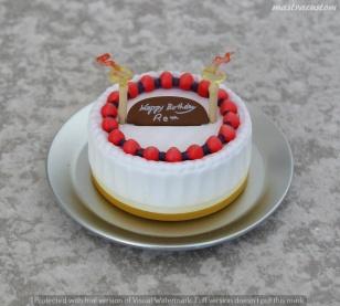 045 Rem Birthday Cake ReZERO Kadokawa recensione